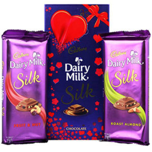 Dairy-Milk-Silk - Fruit nut - Mohali Bakers