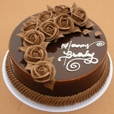 fantastic chocolate cake - Send Cakes In Mohali