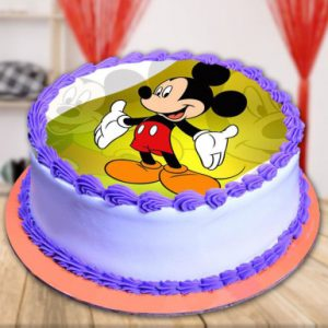 mickey_mouse_pineapple_photo_cake