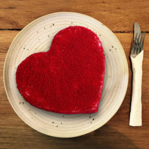 Valentines Day Cakes in Mohali and Chandigarh