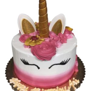 Unicorn Cake - Mohali Bakers