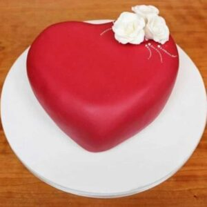 Valentines Day Love Cakes Delivery in Mohali and Chandigarh