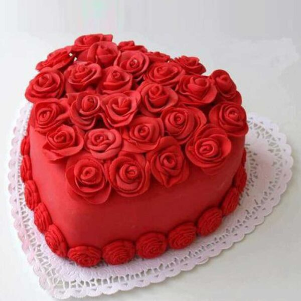 Valentines Day Cakes Delivery in Mohali and Chandigarh