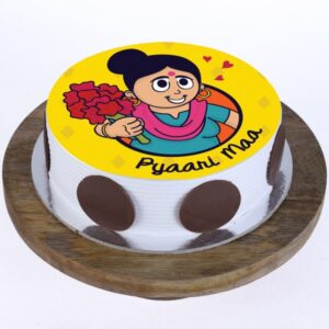 Mothers Day Cake In Mohali & Chandigarh - Mohali Bakers