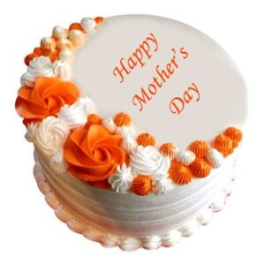 happy mothers day cake in mohali - mohali bakers