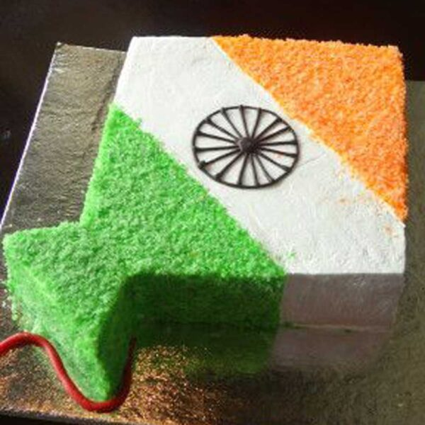 Independence Day Cake In Chandigarh & Mohali - Mohali Bakers