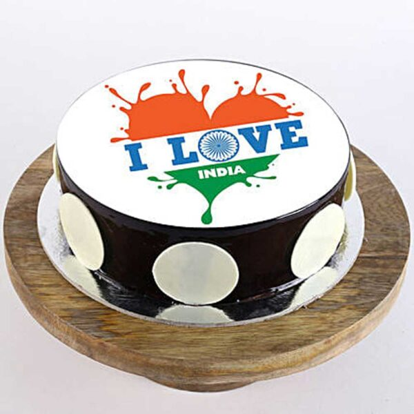 Independence Day Cake In Mohali & Chandigarh – Mohali Bakers