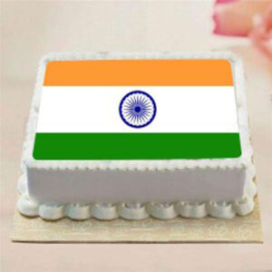 15th August Cake In Mohali & Chandigarh